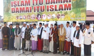 Ulama di Banten Beri Pernyataan