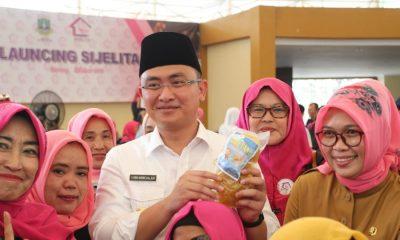 Wagub Banten Launching Sijelita