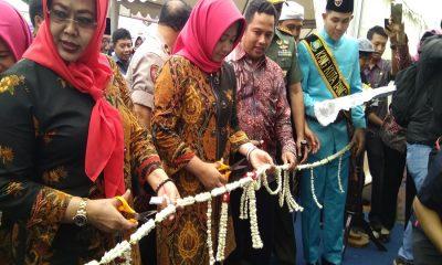 Pameran Koperasi dan UMKM di Kota Tangerang