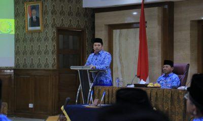 Wali Kota Tangerang, Arief R Wismansyah soal Mou dengan Kejari