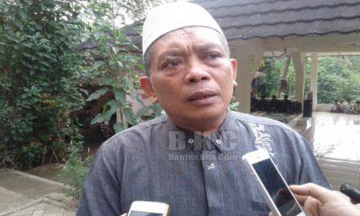 tokoh NU di Banten KH. Matin Syarkowi