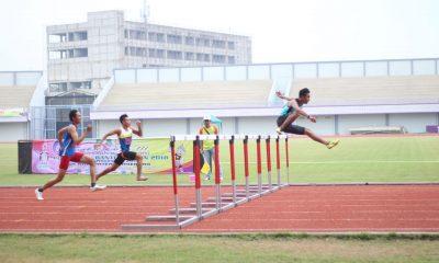 Jufrianto, atlet kabupaten Tangerang dari cabor atletik
