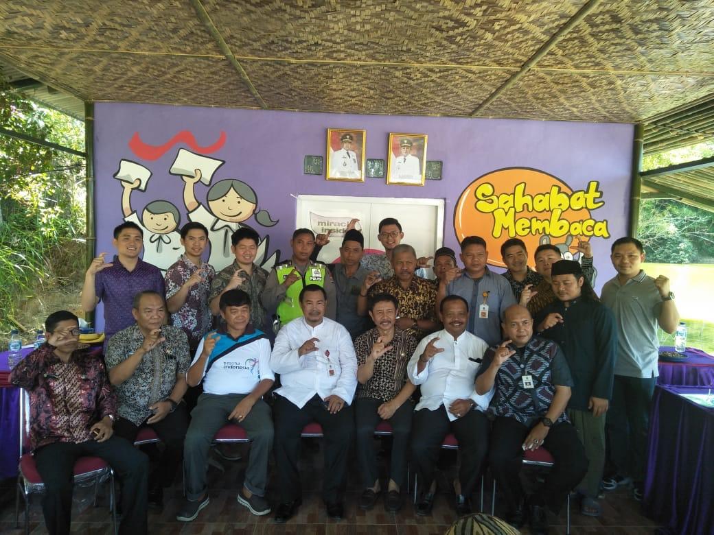 IDEPRENEURS Dirikan Rumah Pintar di Objek Wisata Cigaru