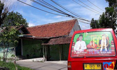 Bukan Hanya Pelanggaran Kampanye, Dishub Kabupaten Lebak Sebut One Way Vision Labrak PP