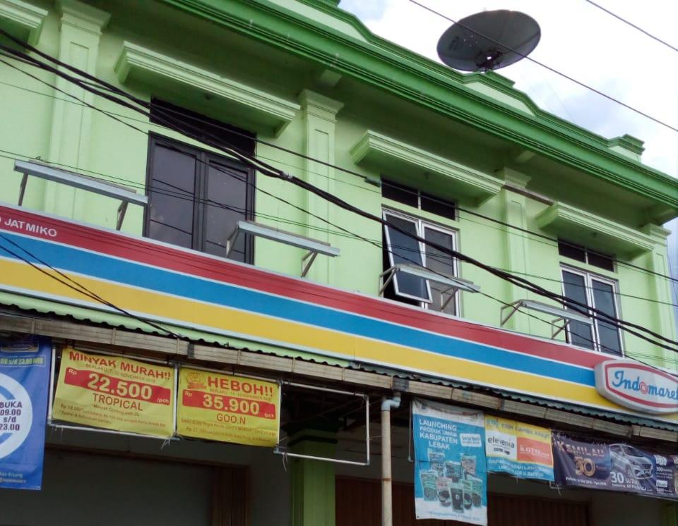 Tengah Hamil, Dokter RSUD dr Ajidarmo Ditemukan Tewas Dikontrakan Diduga Keracunan Genset Indomaret
