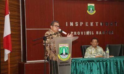 Pj. Sekda Banten Ino S. Rawita