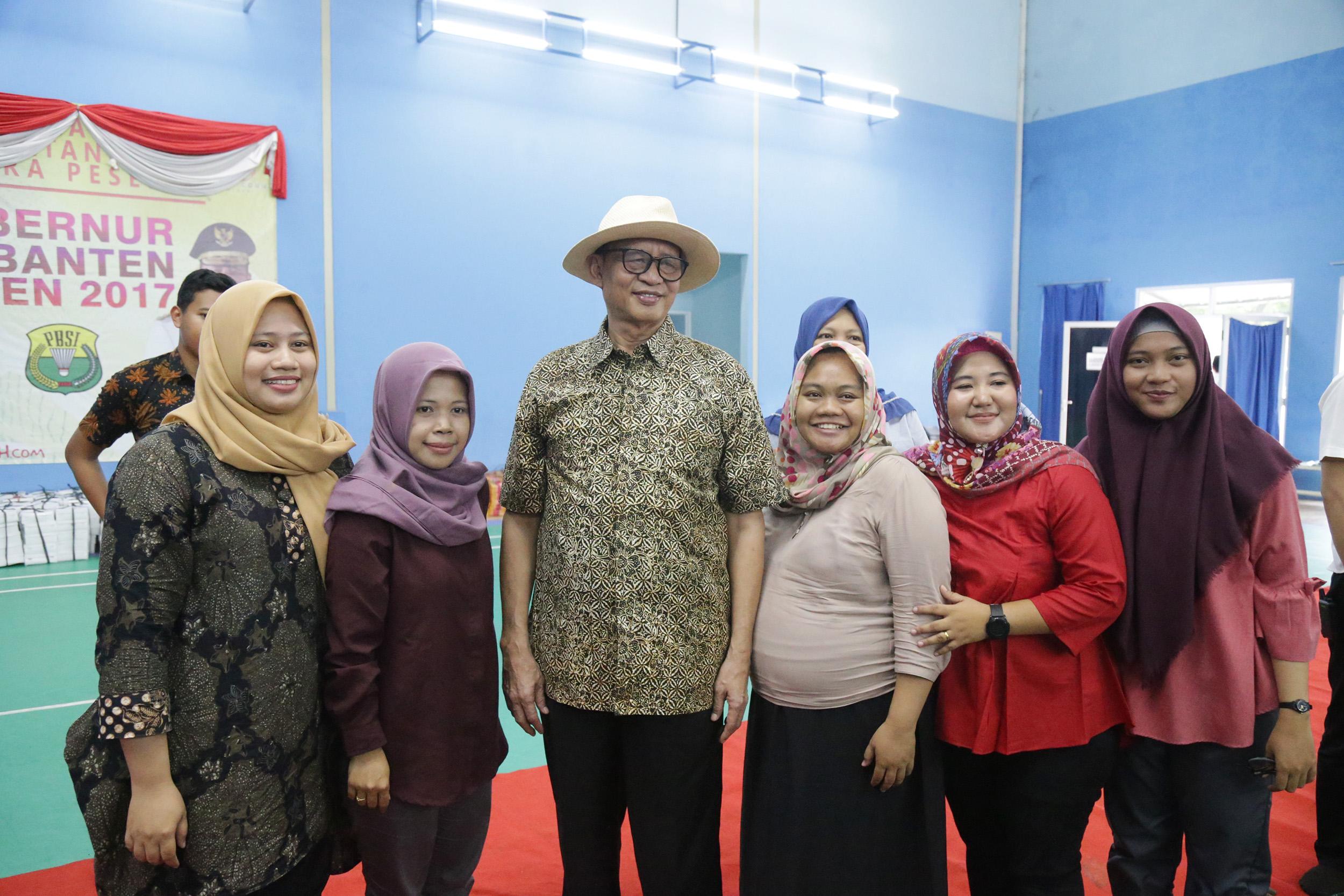 Pembinaan Pendamping dan Operator Program Keluarga harapan di Pinang