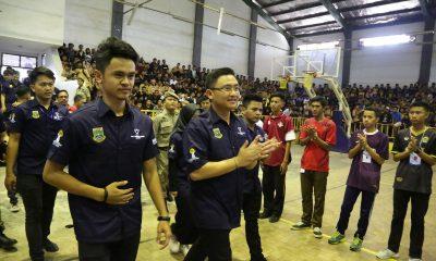 Andika Buka Kejurda Futsal Piala Gubernur Tingkat Pelajar