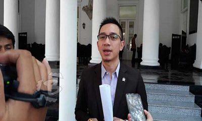 Anggota DPR RI Komisi II Mochamad Hasbi Asyidiqi Jayabaya