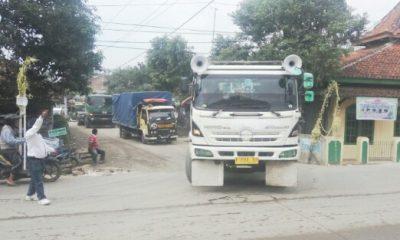 Jalan Raya Rangkasbitung-Cikande Macet Parah, Ini Jalur Alternatifnya