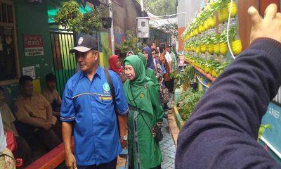 Forum Kabupaten Bangka Sehat Studi Banding ke Kampung Markisa