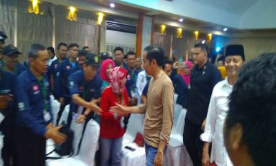 Gubernur Banten dampingi Jokowi di Tangerang