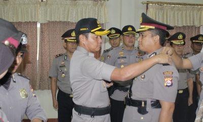 Kompol Giyarto Jabat Kapolsek Kota Pandeglang