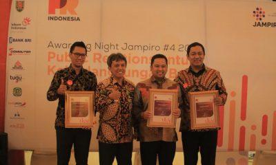 Kota Tangerang Raih Dua Penghargaan di Bidang Kehumasan