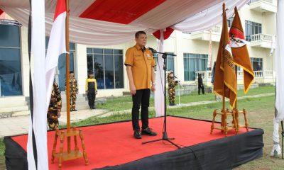 Sekjen DPP Hanura Herry Lontung Siregar