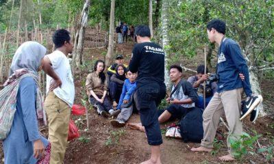 Enam Mahasiswa Untirta Hilang di Gunung Polosari Ditemukan