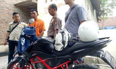 Pemilik Pasang GPS, Pencuri Motor di Ciruas Serang Berhasil Ditangkap Tiga Jam Setelah Beraksi