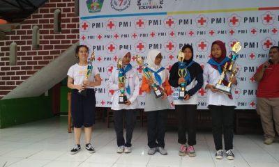 MTs Dien El Hayat Lebak Torehkan Prestasi di Lomba PMR Madya Banten