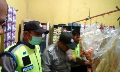 Gelar Operasi Pekat, Polsek Cikande Sita Ratusan Botol Miras