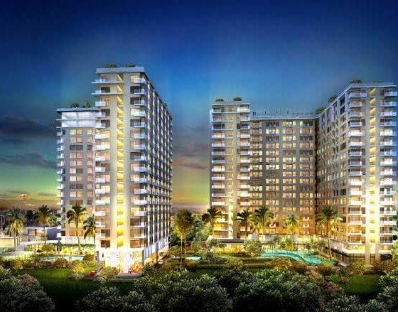 Apartemen Bailey's City di Ciputat