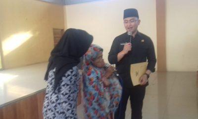 Ribuan Warga Penyandang Masalah Kesejahteraan Sosial di Banten Dapat Bantuan