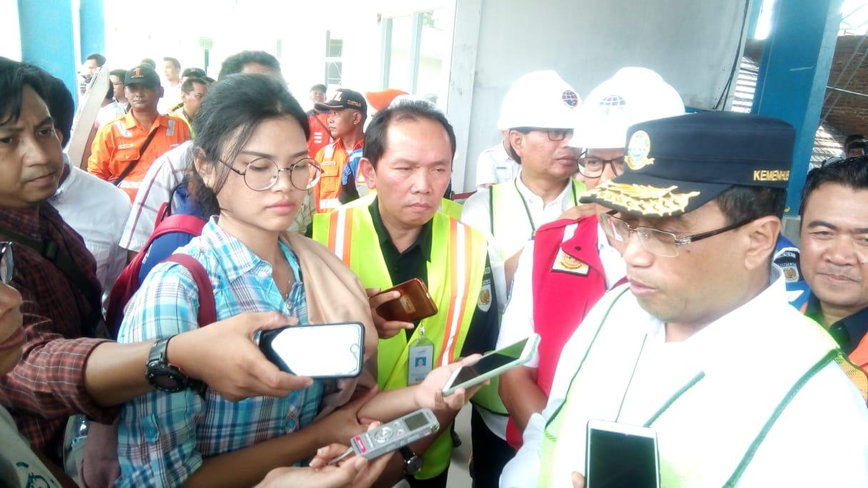 Lahan Jalur KA Rangkasbitung-Labuan Mulai Ditertibkan PT KAI 2019