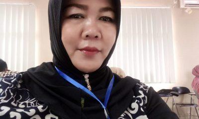 Kepala Bagian Hubungan Pelanggan PDAM Tirta Berkah Pandeglang Euis Yuningsih