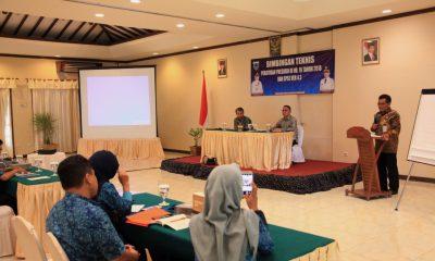 ULP Kabupaten Pandeglang menggelar Bimbingan Teknis Peraturan Presiden (Pepres) Nomor 16 tahun 2018 dan Upgrade Sistem Pengadaan Secara Elektronik (SPSE)