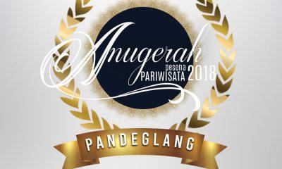 Anugerah Pesona Pariwisata Pandeglang Award tahun 2018