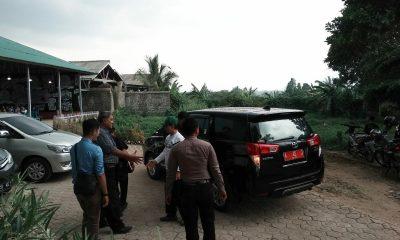 Dimyati Natakusuma Diduga Gunakan Mobil Dinas Pemkab Pandeglang saat Deklarasi Relawan