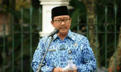 Ketua Dewan Pengurus Korpri Kabupaten Lebak Dede Jaelani