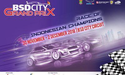 BSD City Grand Prix 2018
