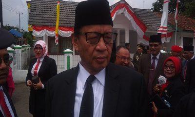 Gubernur Banten Wahidin Halim soal KH. Syam'un Pahlawan Nasional