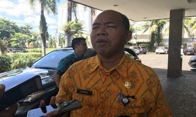 Kepala Dinas Satpol PP Kota Cilegon Juhadi M Sukur