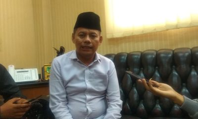Ketua DPRD Kota Serang Namin