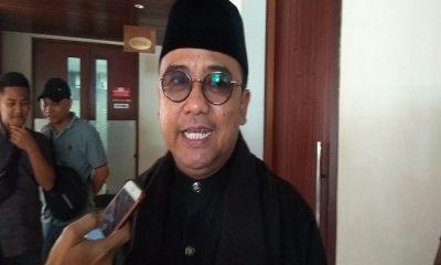 Ketua Tim Pemenangan Jokowi-Ma'ruf di Banten Asep Rahmatullah