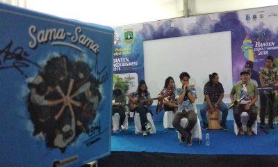 Launching Album Ketiga 'Sama-sama', Momonon Merasa Lebih Mandiri