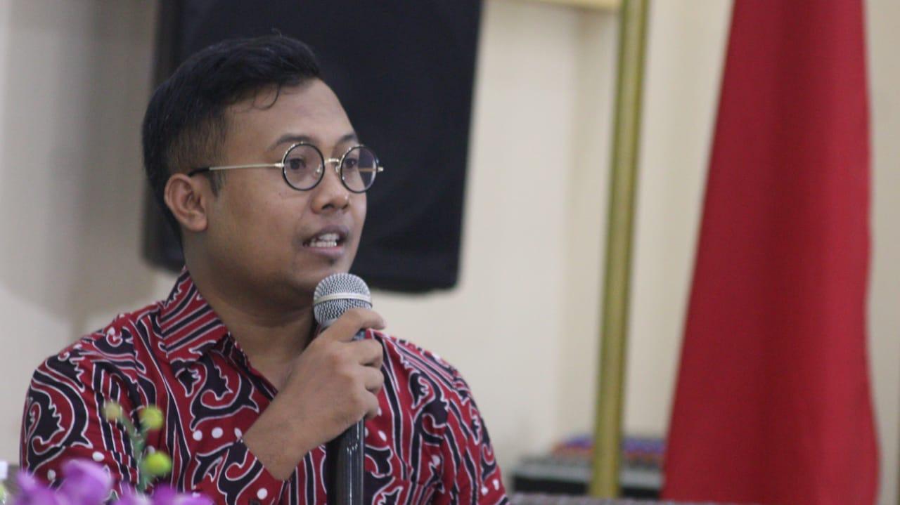 Pengamat Komunikasi Politik Atih Ardiansyah