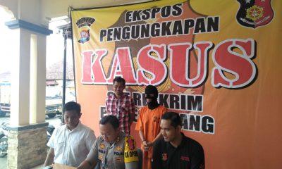 Polres Serang tangkap penjahit di Tambora Jakarta yang hina ulama di Facebook