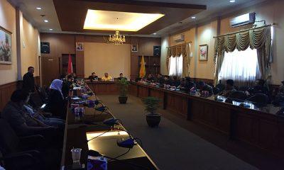 Rapat Pleno Penetapan UMK Cilegon Deadlock