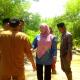 Irna Narulita cek kondisi Sungai Cimoyan