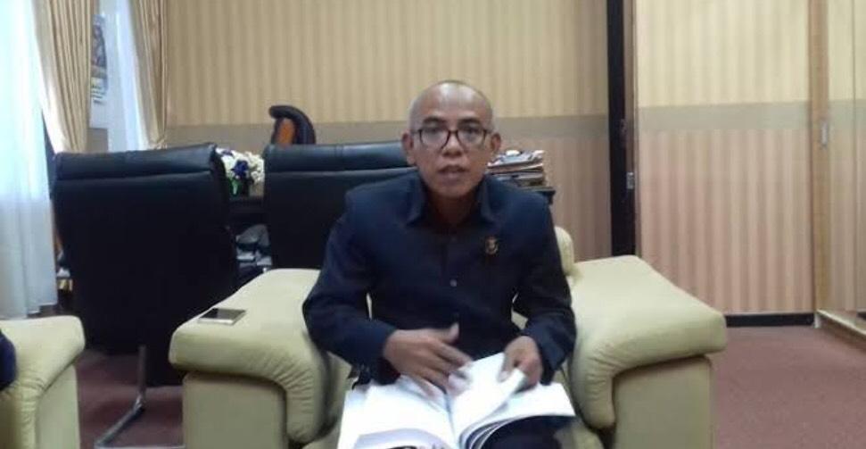 Wakil Ketua DPRD Kabupaten Tangerang Nazil Fikri