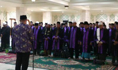 Zaki Lantik 125 Dewan Hakim MTQ ke-49 Kabupaten Tangerang
