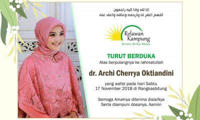dr.Archi. FOTO Facebook Muhammad Arif Kirdiat