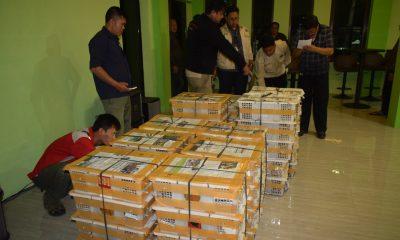 BKP Kelas II Cilegon Kembali Gagalkan Pengiriman Ribuan Ekor Burung Illegal