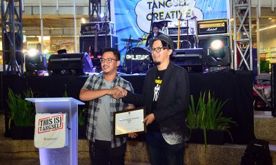 Tangsel Creative Foundation Gelar Tangsel Creative Awards