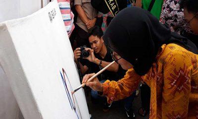 Bupati Lebak Iti Octavia Jayabaya Buka Pekan Ekonomi Kreatif Lebak 2018