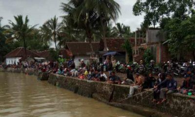 Ribuan warga mancing bareng bupati Lebak di Situ Cilembun