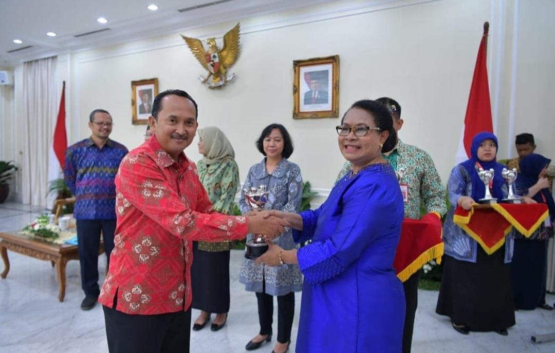 Kabupaten Lebak Raih Penghargaan Anugerah Parahita Ekaparya 2018