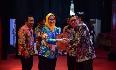 Tiga Kali Raih Penghargaan Kota Peduli HAM, Airin: Pemkot Tangsel Pertama di Provinsi Banten